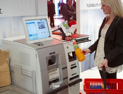 RBC ofera solutii de Self-Checkout de la Wincor-Nixdorf