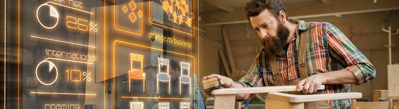 Noi pachete Orange pentru companiile mici si mijlocii