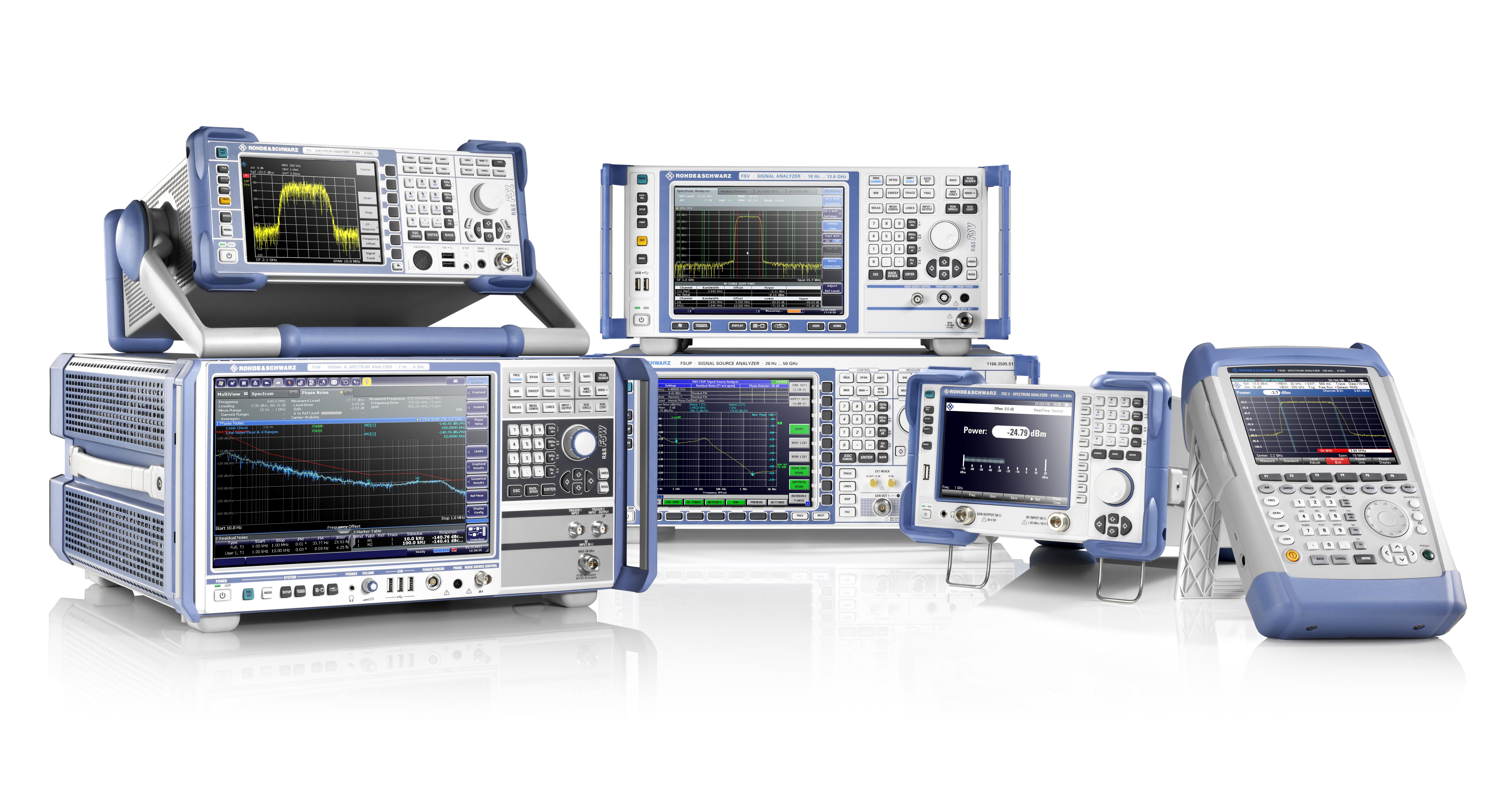 Rohde & Schwarz, sinonimul calitatii in industria electronica