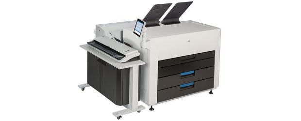 Konica Minolta lansează seria de echipamente de producție în format mare KIP 800
