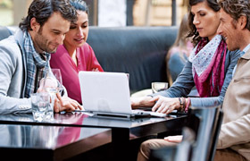 Nouă soluție Telekom de Internet Wi-Fi cu componente de data  analytics pentru companii