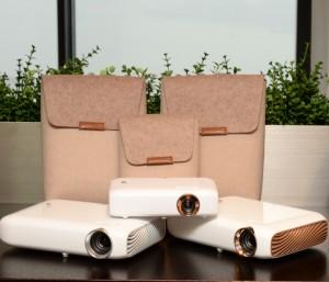 Noua seria de proiectoare LG Minibeam – portabile, elegante, perfecte pentru iubitorii de filme