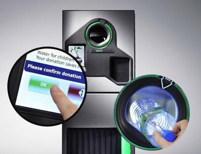 Noua oportunitate RBC: Reverse Vending Machine de la Wincor Nixdorf