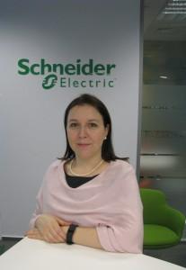 Cristina Mancas este noul HR Business Partner Schneider Electric Romania