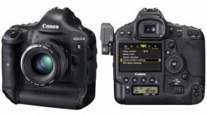Noul Canon EOS-1D X Mark II