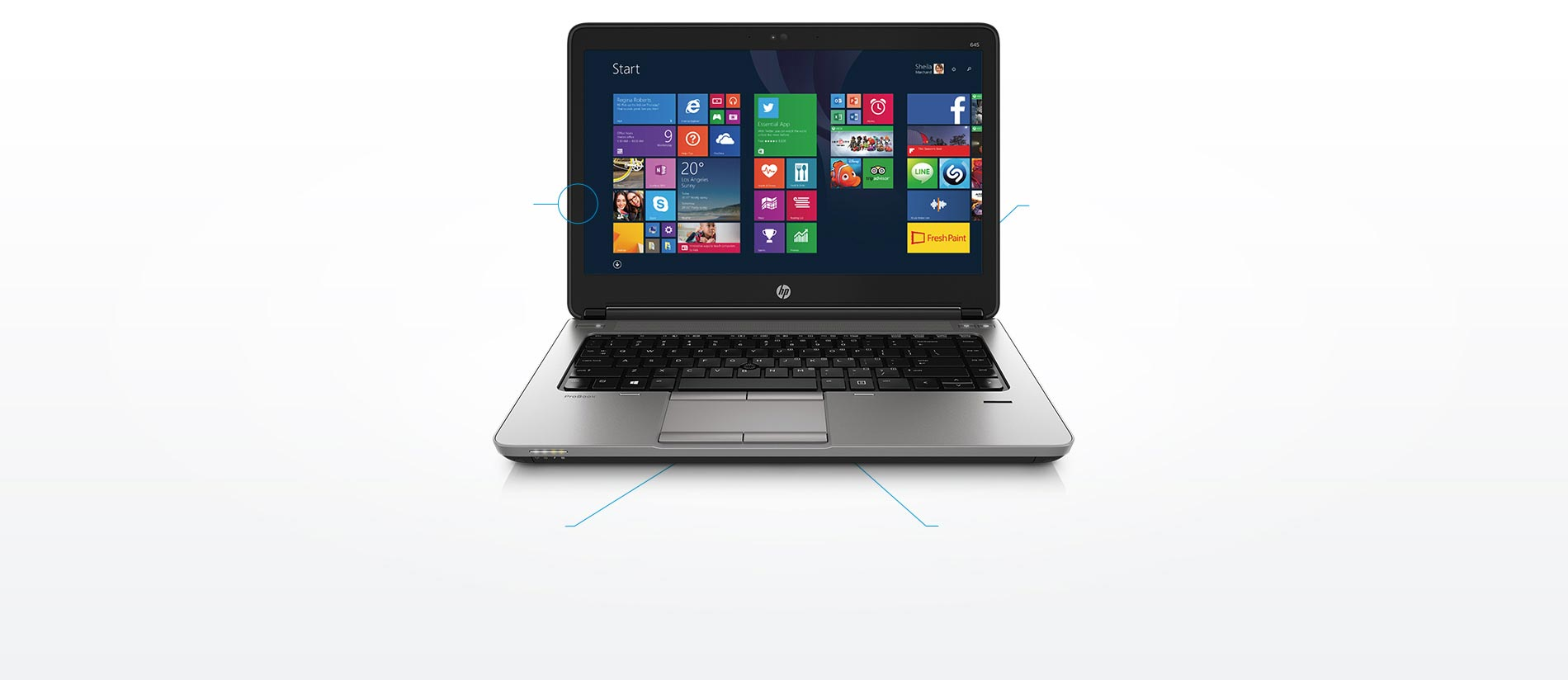 AMD intensifică prezența notebookurilor cu hardware AMD pe piața de portabile de business