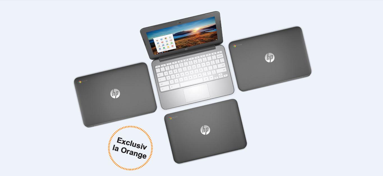 7 lucruri despre HP Chromebook
