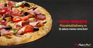 Cu ce ne rasfata Pizza Hut de ieri