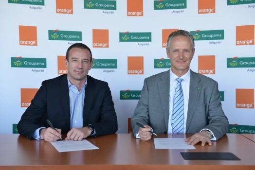 Parteneriatul Orange Romania – Groupama Asigurari oferă servicii complementare de monitorizare si asigurare a locuintei