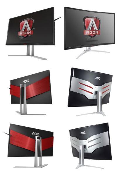 AOC prezintă primul monitor din noua linie premium de monitoare de gaming – AGON