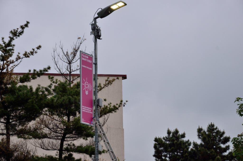 Telekom Romania anunță primul său proiect de tip Smart City din România