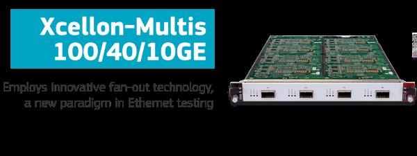 Soluția Ixia de validare a rețelelor de 50 Gigabit Ethernet (GbE) cu eficiență dovedită în teren