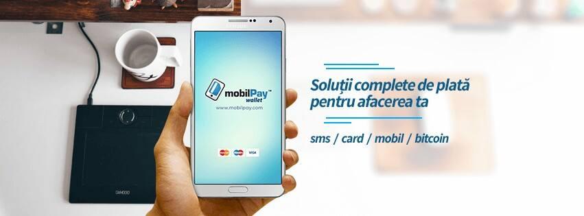 Românii schimbă portofelul cu smartphone-ul