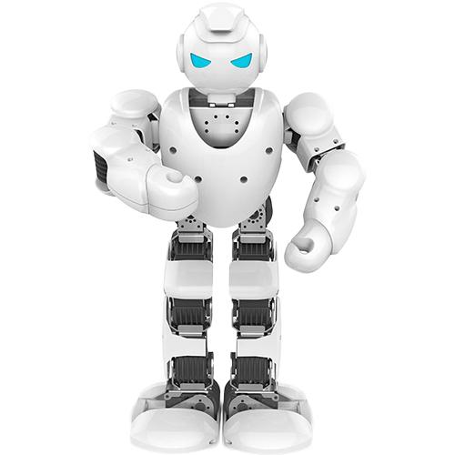 Robotii umanoizi Alpha 1S ajung in premiera in Romania si Europa