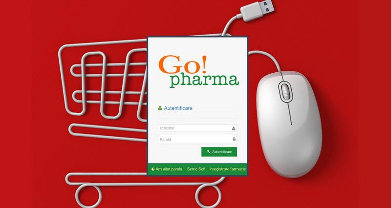 Marius Ciupercă, Setrio Soft: Platforma GoPharma permite oricărui distribuitor să își comunice oferta și să preia comenzi.