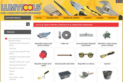 Ce soluții folosește Lumy Tools pentru a-și consolida afacerea