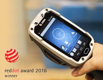 Zebra Technologies a castigat patru premii Red Dot pentru design inovativ