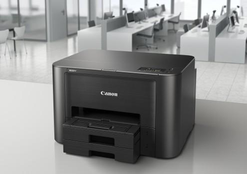 Zece noi echipamente multifuncţionale Canon