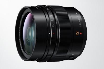 Noul obiectiv Panasonic de 12 mm cu unghi ultra larg