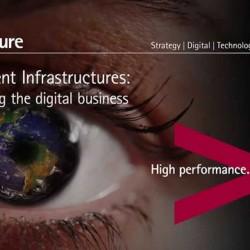 "Eurobank incepe transformarea digitala cu noua platforma de ""infrastructura inteligenta"" oferita de Accenture"
