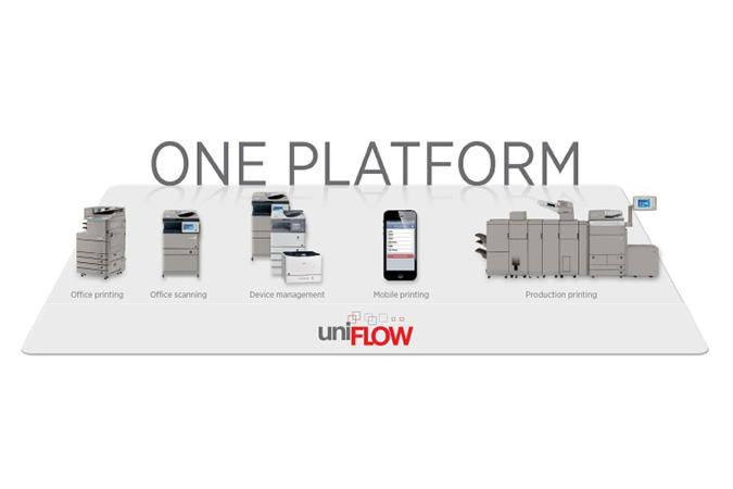 uniFLOW ONLINE – o soluție de management al imprimării din cloud