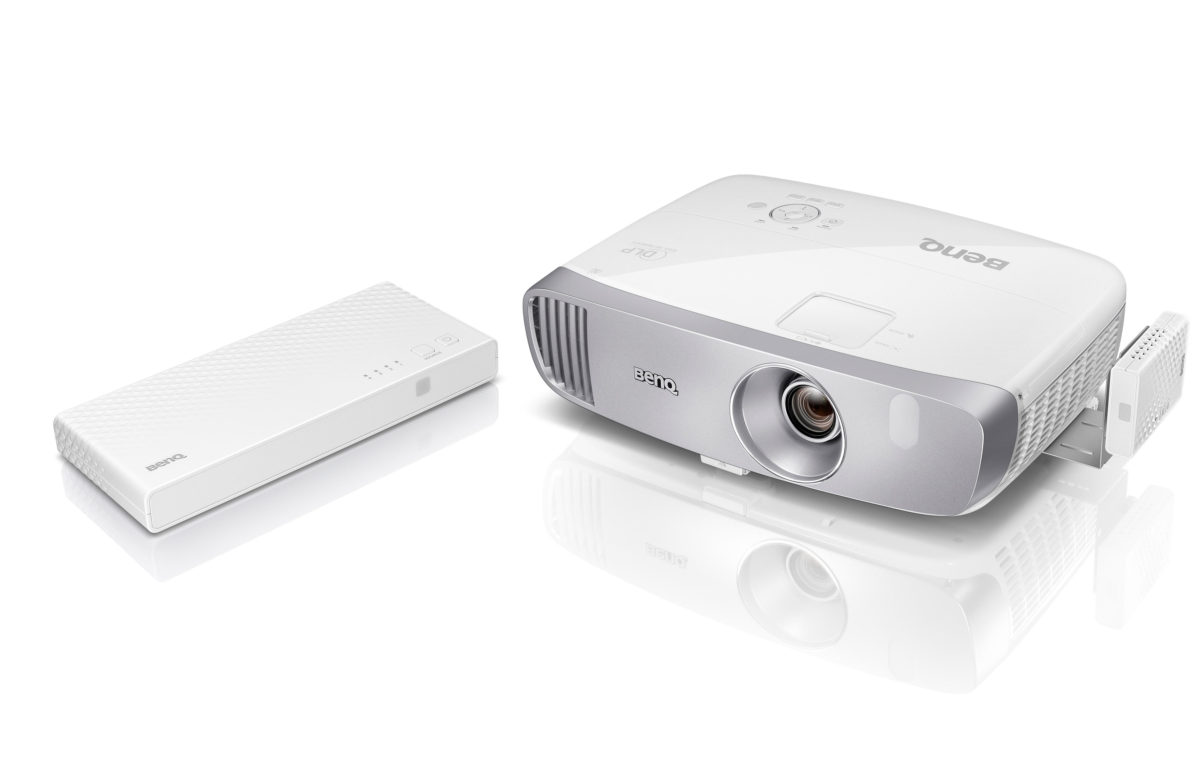 Există soluţie pentru o proiecţie wireless  Full HD fară întreruperi