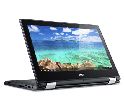 Primul Chromebook Acer, e convertibil și are touchscreen