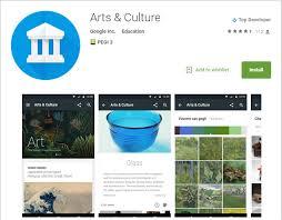 Google Arts & Culture, noua casa a colectiilor de arta din toata lumea