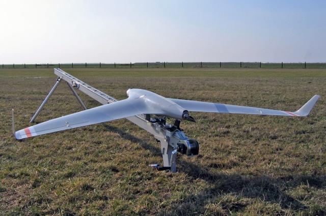 Drona românească Hirrus a participat la exercițiul NATO Unified Vision 2016