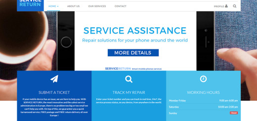 Investiție într-un nou hub Service Return