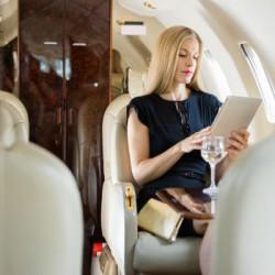 Companiile aeriene din Golf au înregistrat o  creștere exponențială a numărului de pasageri la clasa  întâi și business, în 2015