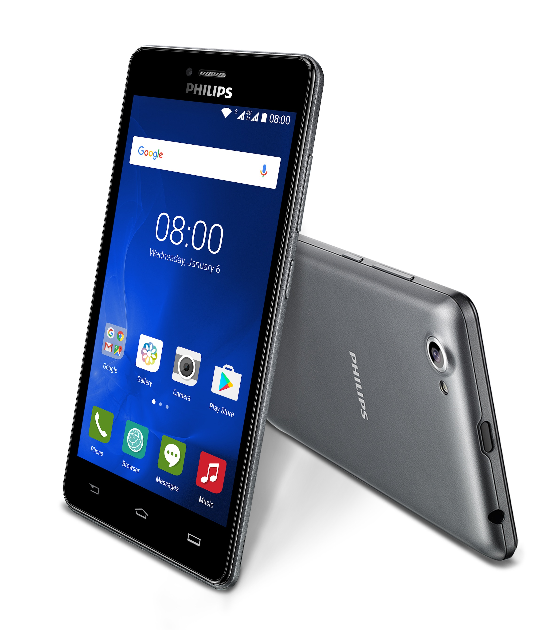 Un nou smartphone in gama S de  la Philips – modelul S326