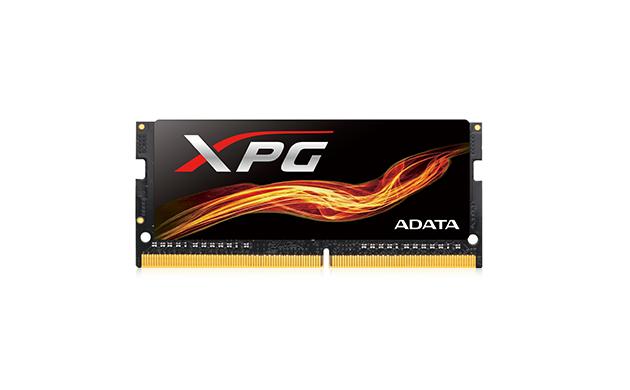 ADATA Technology a lansat modulele de memorie DDR4XPG Flame