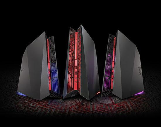 ASUS Republic of Gamers a anunțat desktopul ROG G20CB echipat cu GeForce GTX 1080