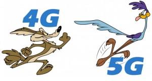 Diferențe dintre rețelele 4G și 5G