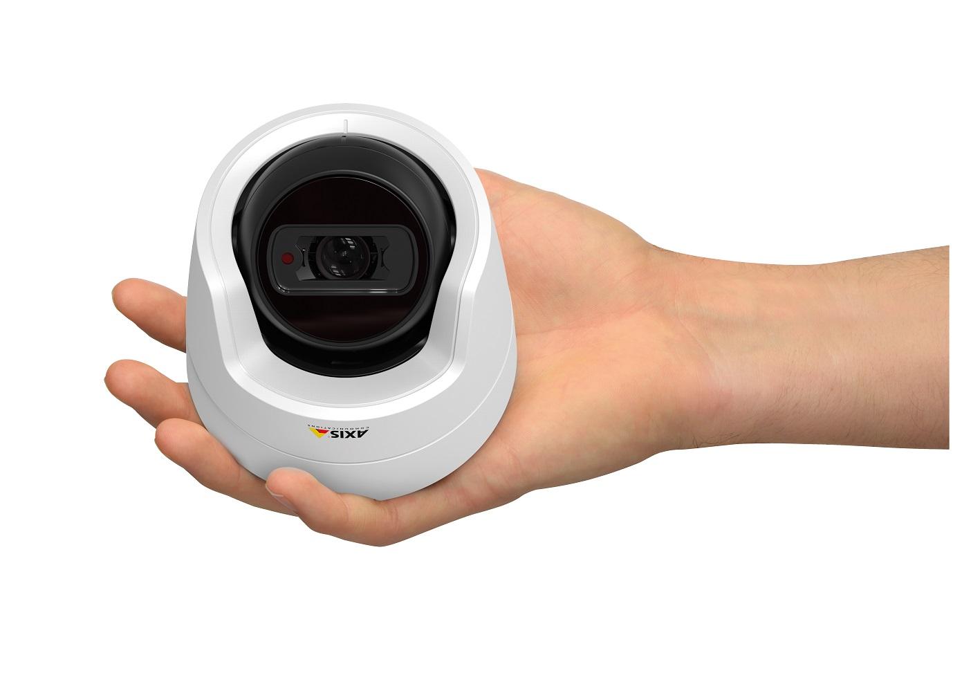 Axis lansează noi cameredome HD accesibile financiar