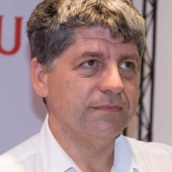Gabriel Pavel, Country Sales Director Fujitsu Romania