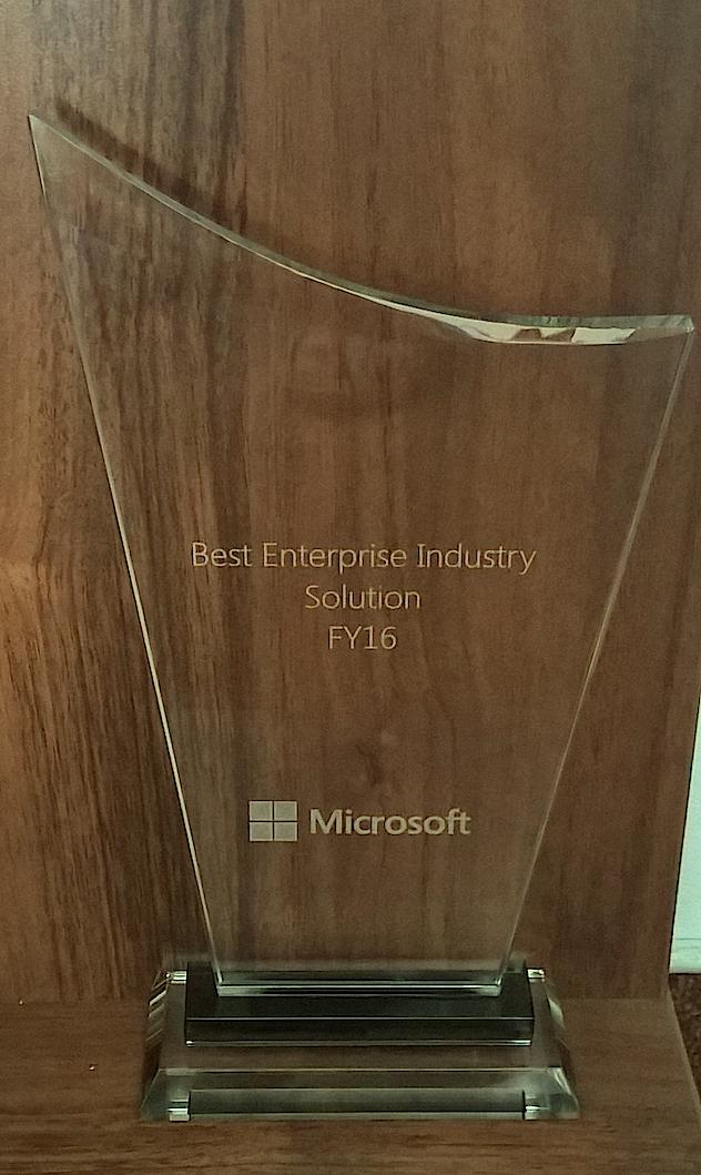 Asseco SEE, premiat de Microsoft pentru rezultate deosebite în segmentul Enterprise