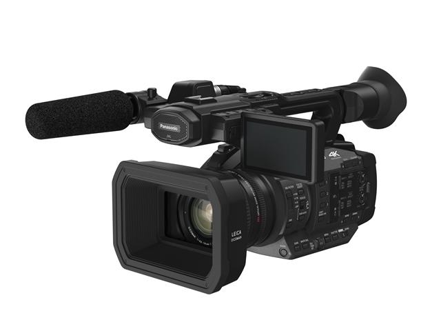 Panasonic prezintă camera video profesională 4K