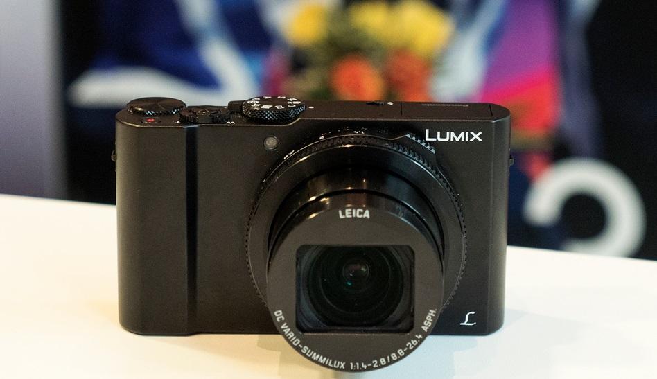 Panasonic Lumix LX10/LX15
