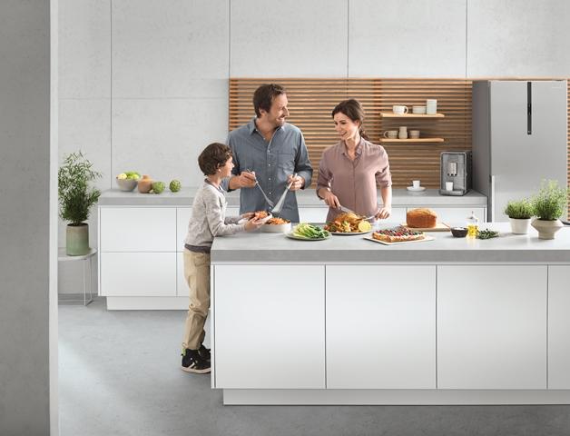 Bucătaria viitorului se bazează pe electrocasnice mici Panasonic