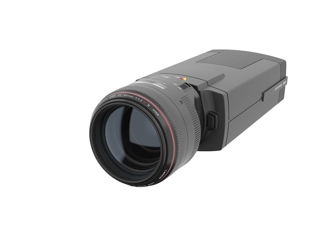 Axis şi Canon stabilesc noi puncte de referinţă în industria de supraveghere video