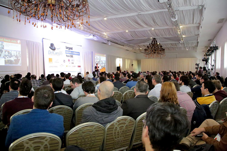 Peste 1.000 de participanti la DefCamp 2016
