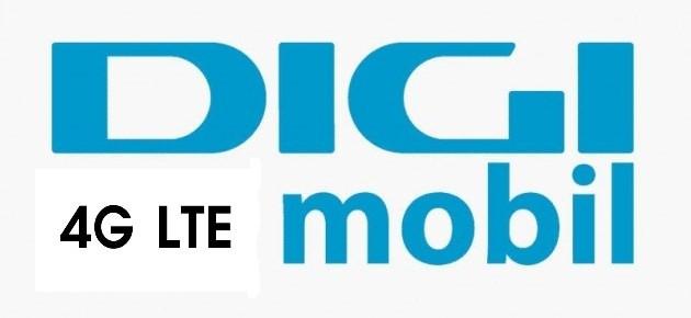 Digi Mobil anunţă lansarea serviciul de date 4G și în banda de frecvențe 2100 Mhz