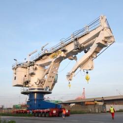Eaton ajută un constructor de macarale offshore să asigure termene de livrare mai scurte garantând totodată un nivel mai înalt de siguranță și eficiență