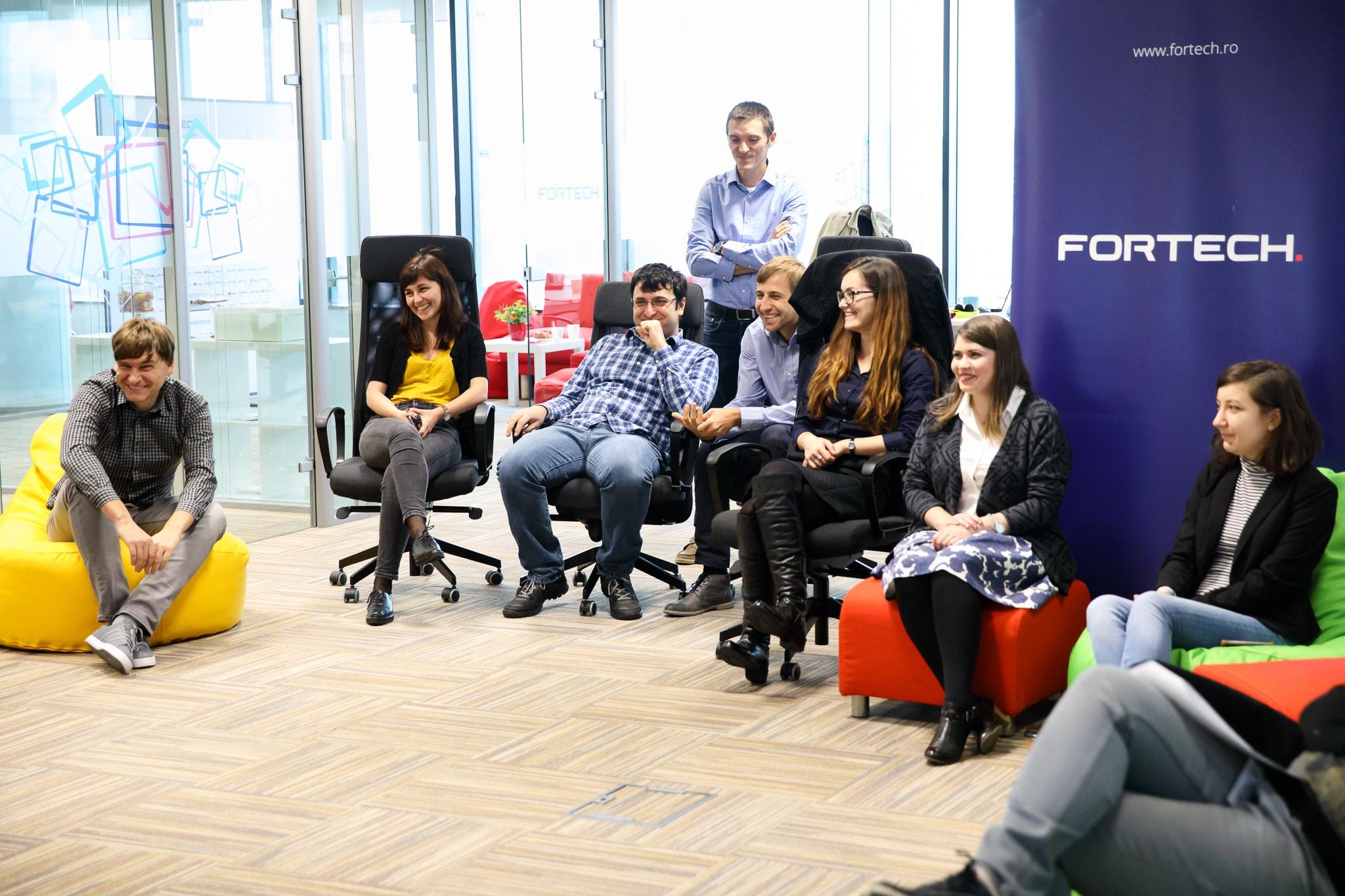 Fortech deschide cel de-al doilea birou în Iași