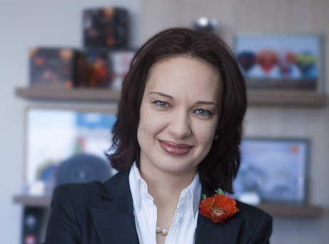 Liudmila Climoc, Chief Executive Officer la Orange România