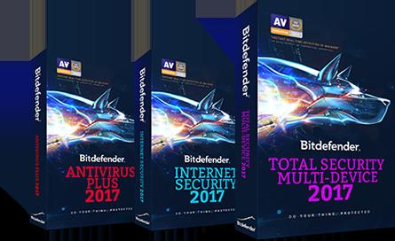 Noua suită de soluţii pentru securitate Bitdefender 2017