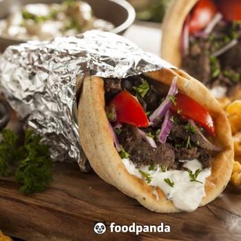 Foodpanda_ Shaorma, cea mai comandata mancare in timpul noptii, in Capitala