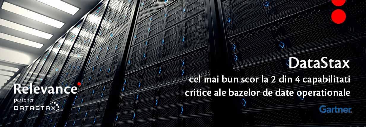 DataStax, cel mai bun scor la 2 din 4 capabilitati critice ale bazelor de date operationale, conform Gartner
